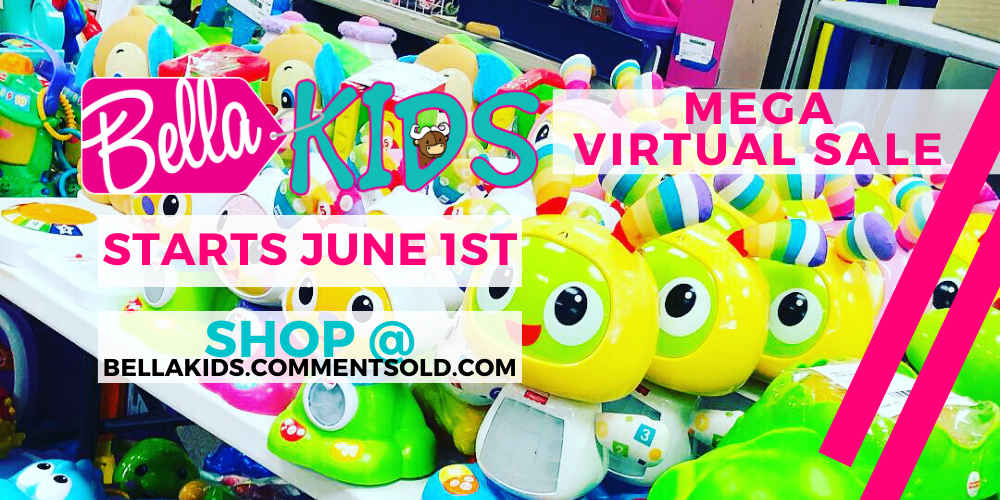 BELLA KIDS POP-UP CONSIGNMENT